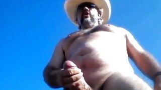 hot cowboy bear big cock cum