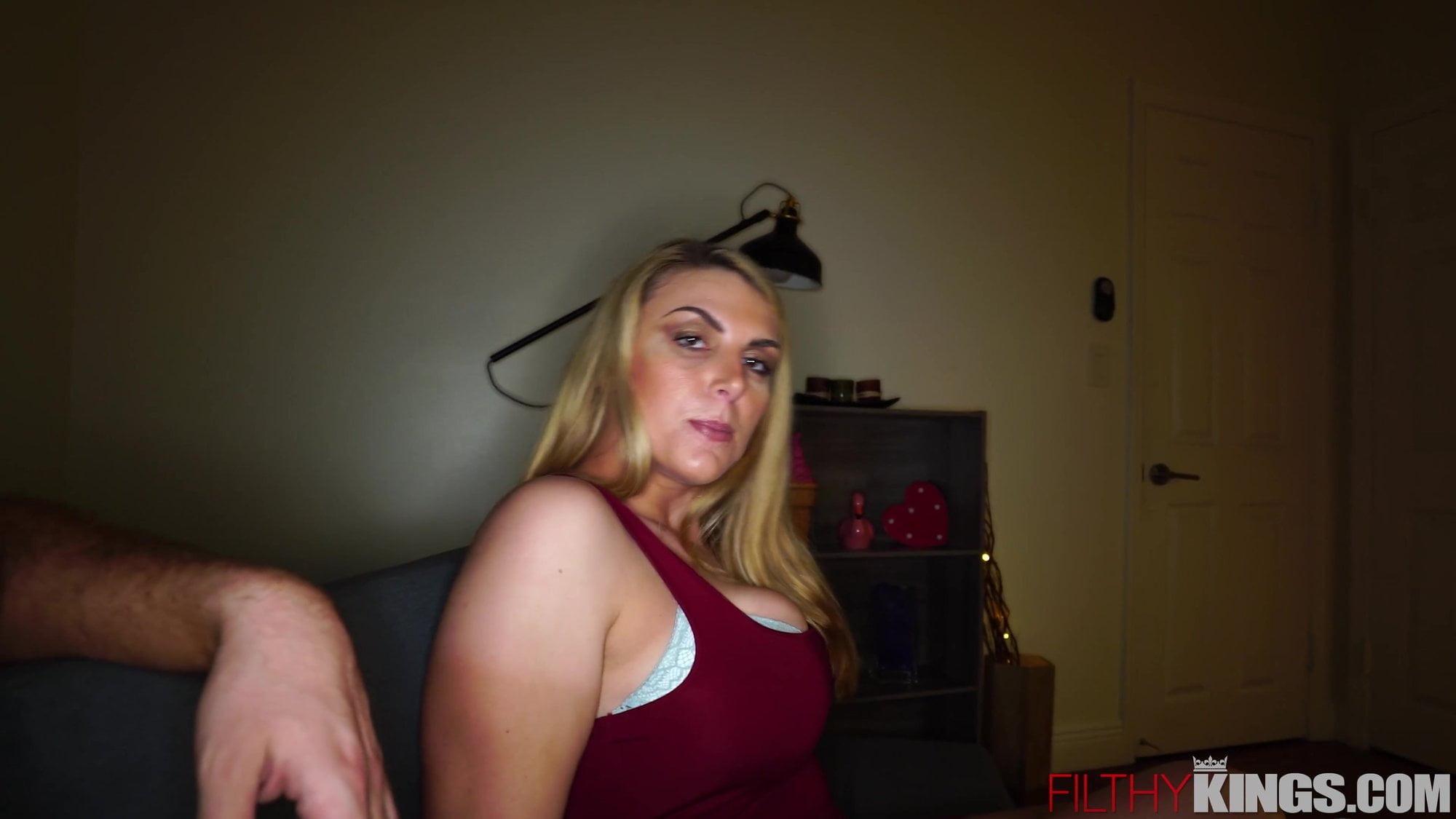 Step Mom Titty Fucks Step Son