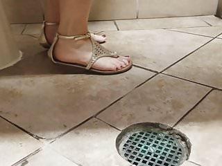 Bbw in bainbridge ga - Gas station voyeur vi brunette bbw in gold sandals