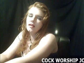 Put his cock in me Put on my panties and suck cock for me