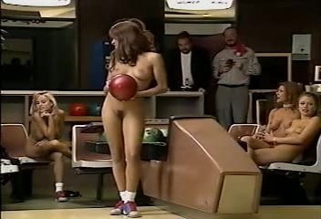 Naked bowling videos