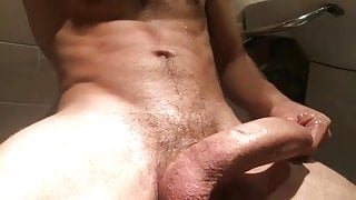 horny guy with long dick