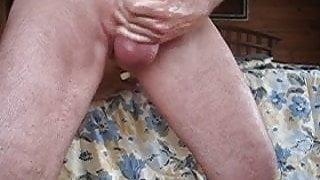 smooth penis with a mushroom head