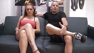 Lara loves anal butthole sex with her husband more than vaginal