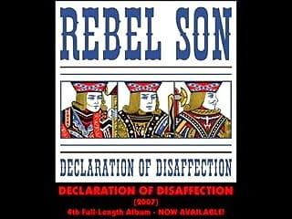 Great friendship songs for teens - Rebel son - face down a great southern rock song