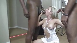 Wife and blacks part 1