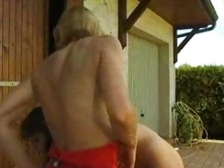 Red way tgp - Colette sigma mature blonde fist anal in car troia takes hard cock in the ass all the way tits
