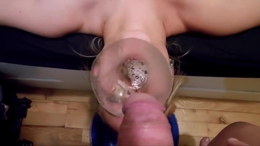Piss In Her Mouth