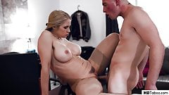 Dominant Wife Cheating With Muscular Young Man