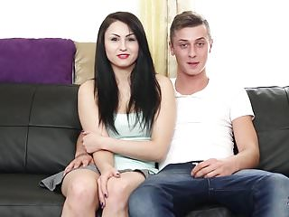 Swallow loads of cum videos free Shootourself - skinny brunette swallow loads of cum