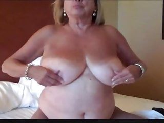 Slutload mature nipples - Big tits mature sharing nipples and getting doggie fucked