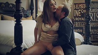 The Wife & Boss sex video