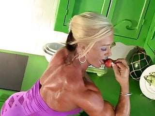 Youtube asian muscle woman - Old muscle woman big clit