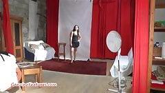 Hidden camera of first casting