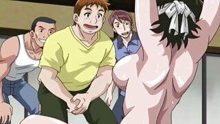 BDSM porn star M.E. is planning a special orgy - Hentai Sex