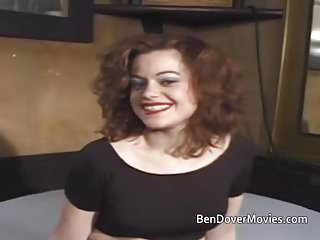 Ben 10 naked pix - Bev gets ass drilled by three guys and ben dover