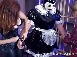 Anne gray bondage pole Mistress ann lady mercedes - sissification