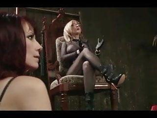 Male sexual medicine - Maitresse taste her own medicine