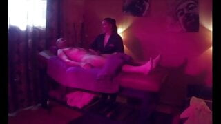 the happy ending of a magic massage