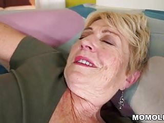 Hair pussy thumbs Grannys hair pussy got pounded
