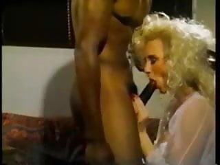 Vintage hot porn Vintage hot blonde interracial anal