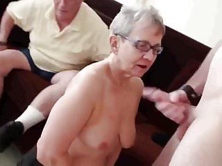 Porno-oma Oma Sex