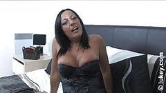 Mature escort takes a big cock
