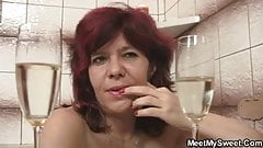 My lustful parents bang my slutty bitch