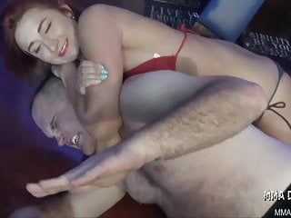 Sex top model - Mixed hard headscissors domination- top model girls