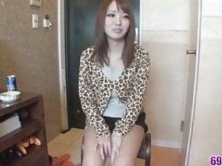 Nana nanaumi hardcore - Horny nana asano fucks until she creampied