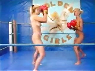 Box cereal vintage - Vintage blonde on blonde boxing