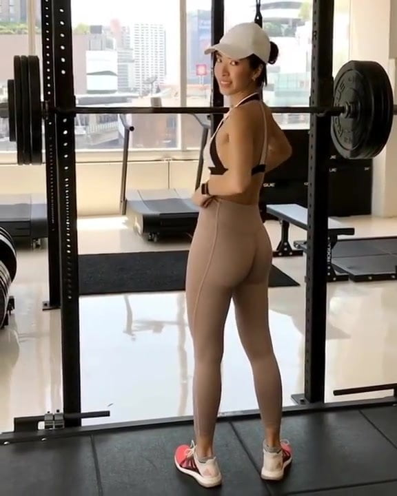 Prae Aiita Thai Fitness Girl