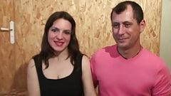 LJ95 Helena 23 ans & Jean-Christophe 40 ans en casting