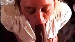 Wife in motel cuckolds hubby