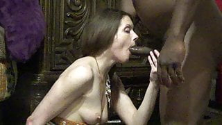 slut wife gets fucked by a bbc