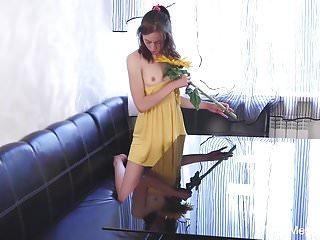 Flower power teen - Teenmegaworld -beauty-angels- sweetie bebe, flower and dildo