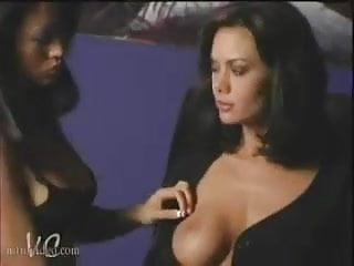 Crissy moran cowgirl lesbo Nicole oring and crissy moran seducer by night
