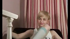 Russian Blonde Pussy Rubber