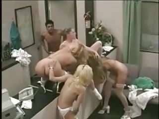 Adult care nurse practitioner certification exm - Horny nurses taking care of a lucky guy