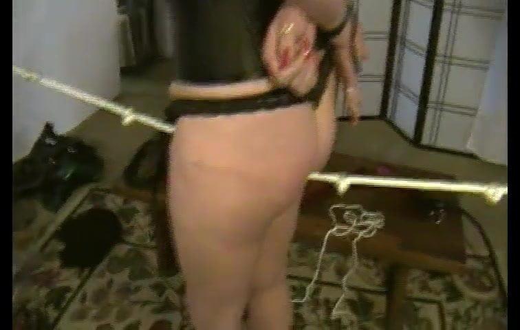 Teen Rough Rope Bondage
