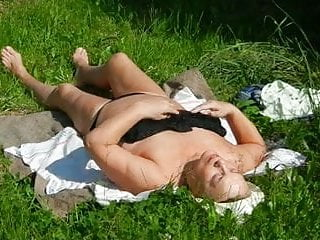 Boy fucking russian grandmother video Grandmother toples