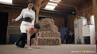 Horsing Around With The Stable Boy Full Video:- Heavy-R.CF