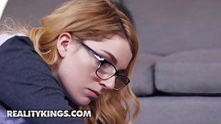 Teens love Huge COCKS - Sean Lawless Abby Adams - Slurping