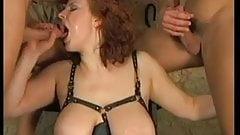 Voluptuous double pleasure