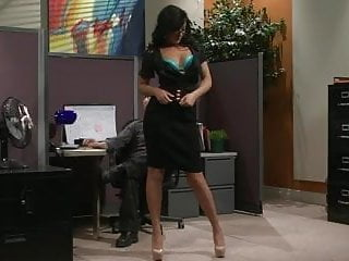Tiffany brookes carli banks pantyhose vids Tiffany brookes - office sex
