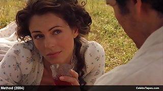 celebrity Elizabeth Hurley hot sex and erotic movie scenes