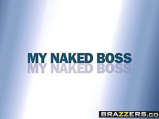 Brittney pornstar - Brazzers - big tits at work - brittney white and sean lawles