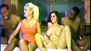 Jan B Hookup - Carla has Threesome with Charles and Keith