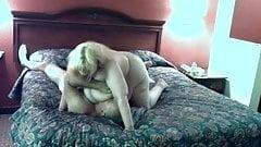 Breast Feeding on Huge SSBBW Jugs