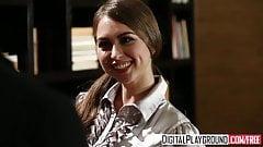 DigitalPlayground - Riley Reid Ryan Driller - My Wife Is Not